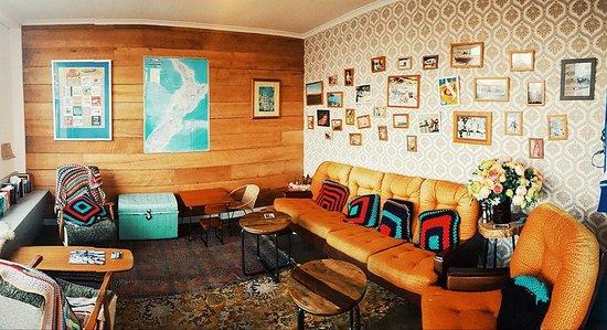 Geraldine, New Zealand: The Lounge