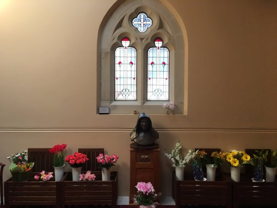 North Sydney, Australie : Mary Mackillop Place