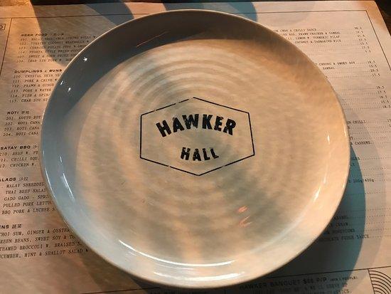 Windsor, Avustralya: Hawker hall