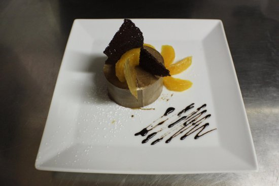 Nougat Glace Au Chocolat Picture Of La Salle A Manger Boulogne