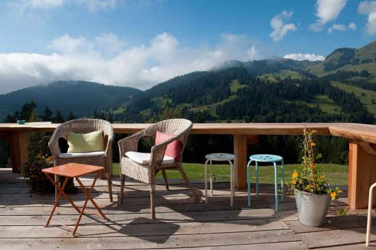 Грийон, Швейцария: invitation à la détente