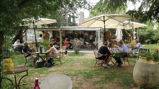 Le jardin le muy restaurant avis num ro de t l phone for Le jardin le muy