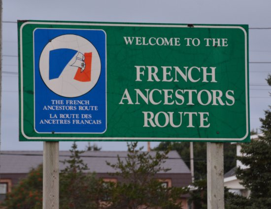 Stephenville, Канада: 2017-09-09 French Ancestors Route