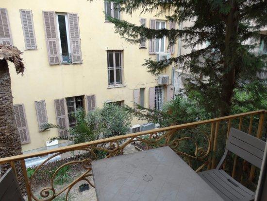 Kleiner Balkon Picture Of Hotel Comte De Nice Nice Tripadvisor