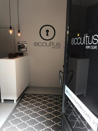 ‪Occultus Room Escape‬