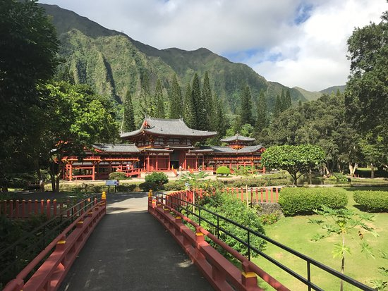 Kaneohe, HI: Tempel