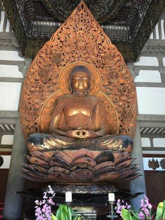 Kaneohe, HI: Amida Buddha
