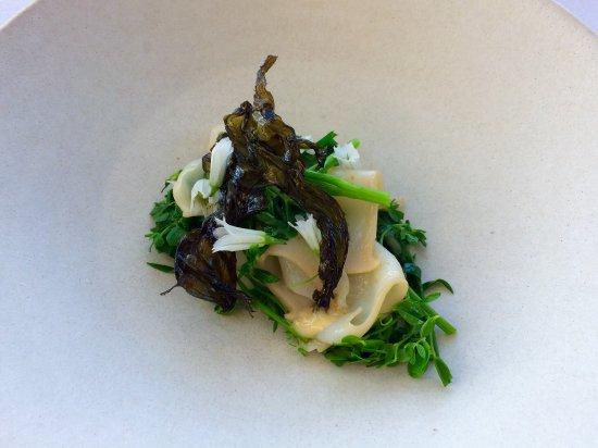 Quay Restaurant: Wild Tasmanian green lipped abalone