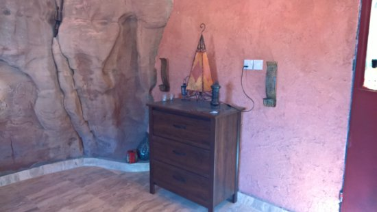 Obeid's Bedouin Life Camp : Chambre d'exception - suite