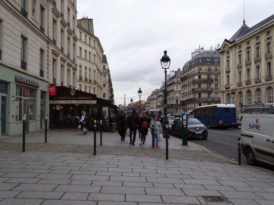Le comptoir du pantheon paris omd men om restauranger - Le comptoir des mers paris ...