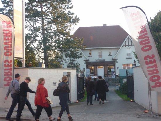 Tournai, Belgium: le centre orchidée en portes ouvertes