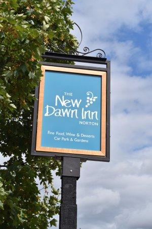 Gloucestershire, UK: The New Dawn Inn