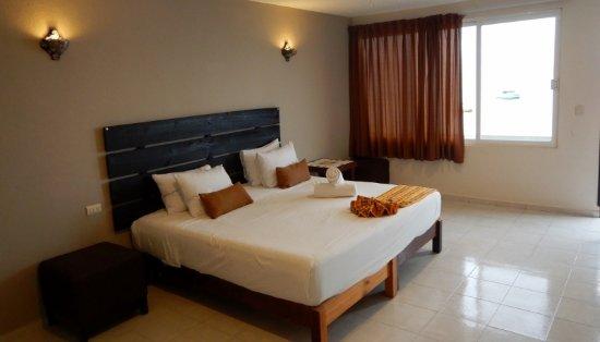 Hotel Hacienda Morelos: Room 301
