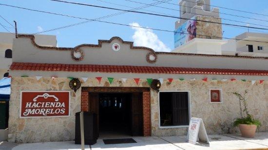 Hotel Hacienda Morelos: Hacienda Morelos in Puerto Morelos