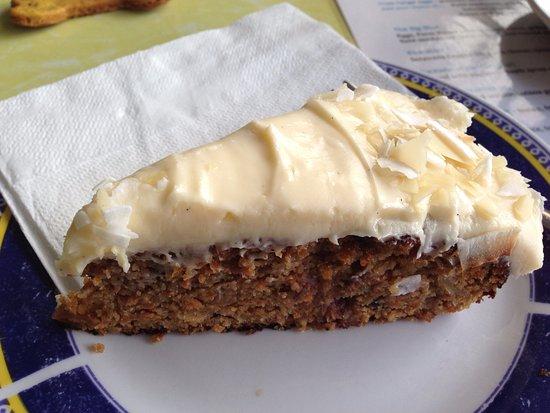 Blue Ginger Fine Foods: Carrot Cake