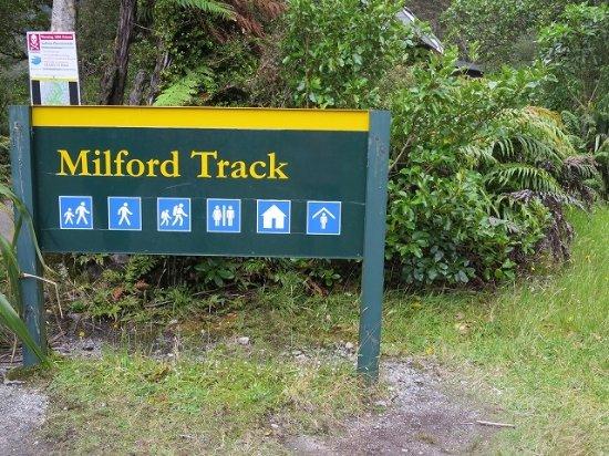 Fiordland National Park Foto