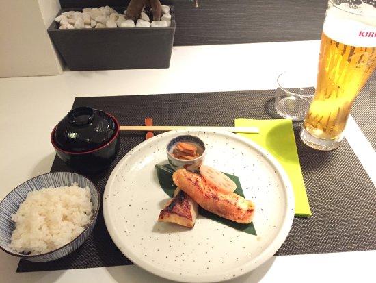 Zen: Ottimo pesce dalla proposta del giorno