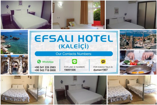 Efsali Hotel Kaleici