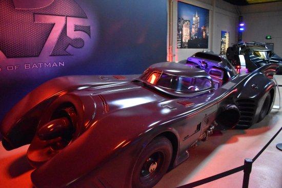 Warner Bros. Studio Tour Hollywood: Batman car