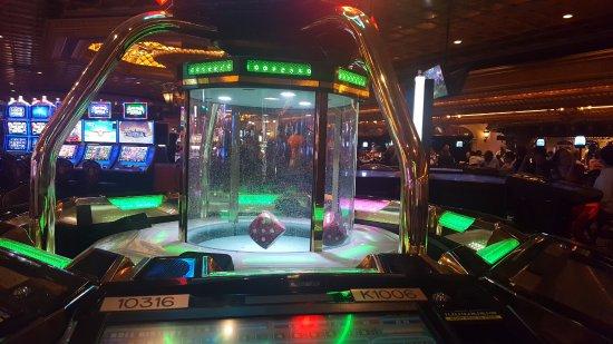 Harrah's Casino New Orleans: Video craps