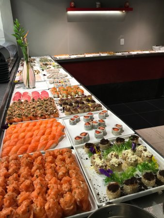 Taishi Sushi Lounge POA