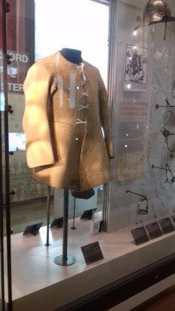 Newark-on-Trent, UK: Civil War clothing