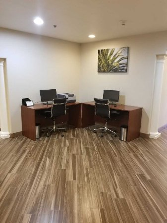Pahrump, Νεβάδα: Business Center Free to all hotel guest open all night!