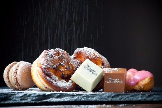 Sint-Niklaas, Belgia: sweets by 't Korennaer
