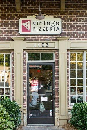 Milton, GA: Front Door