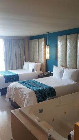 Hard Rock Hotel Cancun: Deluxe Platinum - Sea View