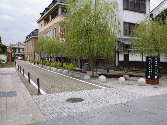 Yonbancho Square Picture