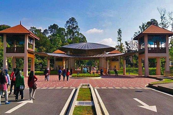 Shah Alam, Malesia: Main Entrance