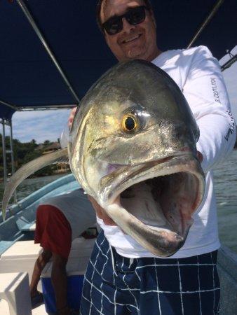 Solid fishing trip!