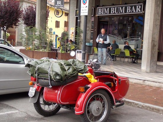 Borgo San Dalmazzo, Italie: 🍺🍔
