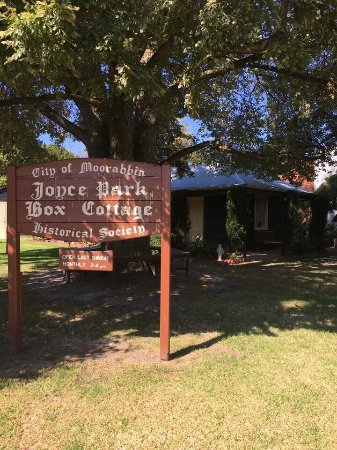 Ormond, Australia: Box Cottage Museum