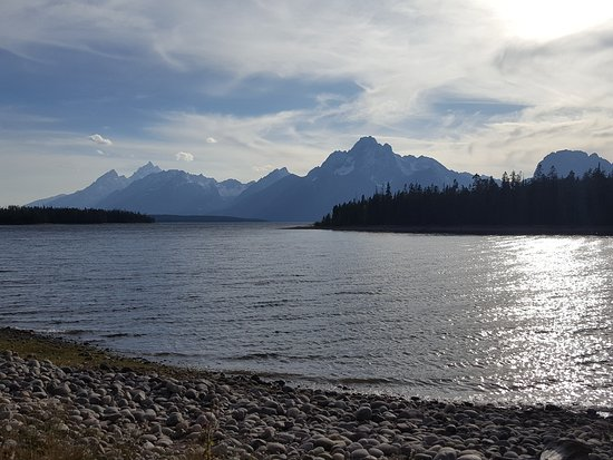 Colter Bay Village: 20170917_182040_large.jpg