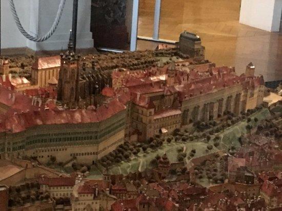 Muzeum Prahy: Langweil's model of Prague
