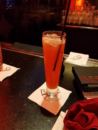 Red Sushi: Bonsai Express Drink