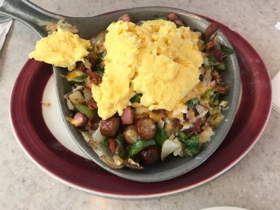 Molly Brown's Country Cafe: Breakfast at Molly Brown's