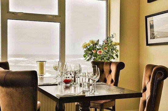 Kilkee, Irlanda: Dining room