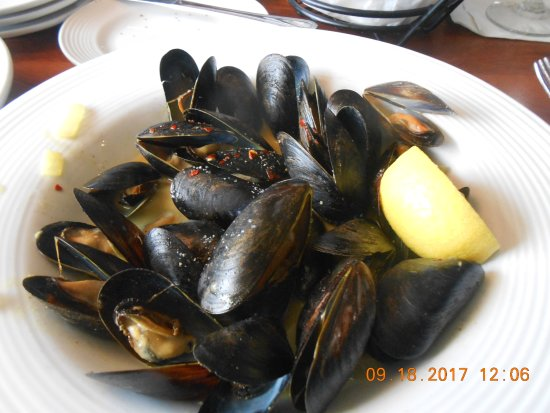 Mussels Picture Of Blue Pointe Oyster Bar Seafood