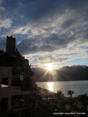 Hotel Castello Lake Front: Blick vom Balkon