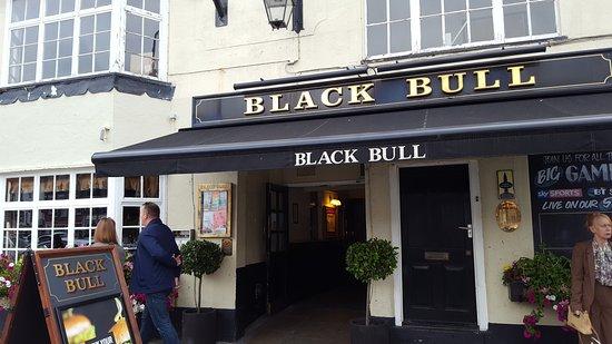 Yarm, UK: The Black Bull