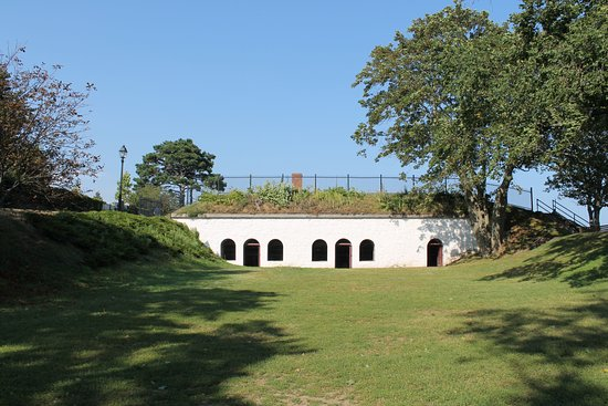 Marblehead, Массачусетс: Fort Sewall