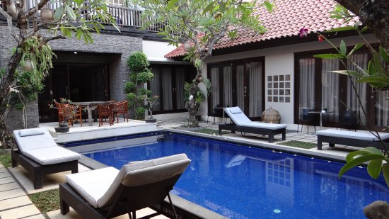 Sindhu Mertha Suite: Just outside the Suite