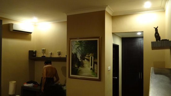 Sindhu Mertha Suite: Inside the room.. It is actually superb.