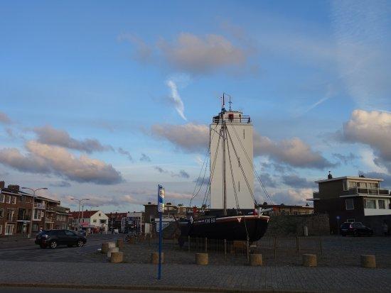17de eeuwse Vuurbaak Katwijk aan Zee
