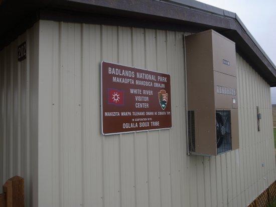 Badlands National Park, Dakota do Sul: exterior