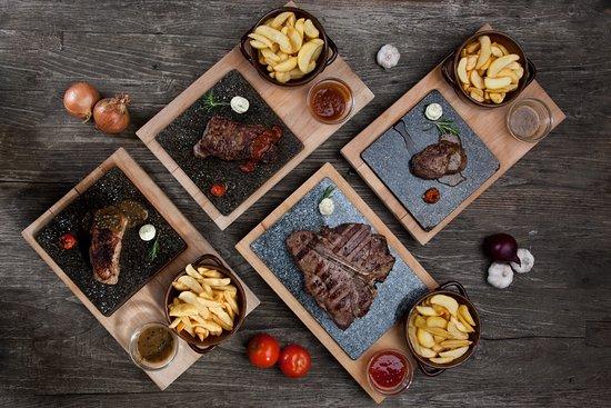The Best Steaks in Town