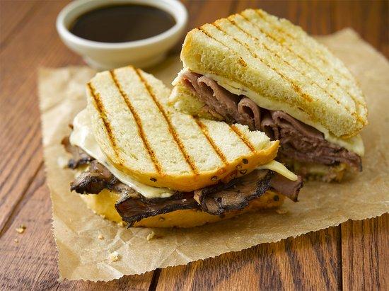 Harrison, AR: Classic French Dip Sandwich